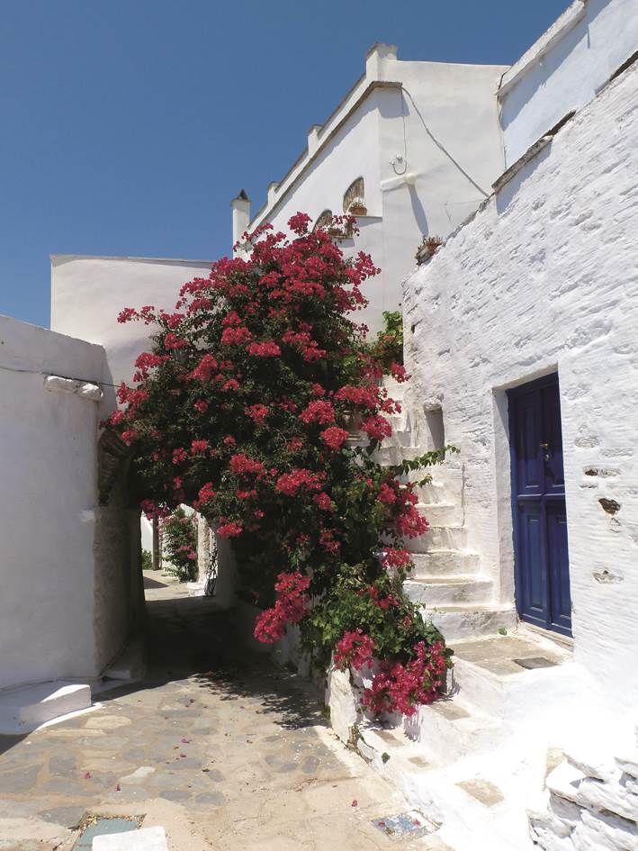 Maison grecque – Inspiration collection mode printemps/été 2015 - #FragonardParfumeur #Fragonard #Lifestyle #Greece #Travel #Inspiration  #Style #Landscape