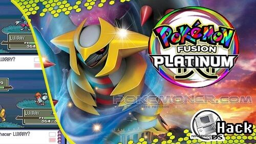 http://www.pokemoner.com/2017/09/pokemon-fusion-platinum.html Pokemon Fusion Platinum  Name: Pokemon Fusion Platinum Remake From: Grillo & Lugre Remake by: Crimson Stardust Description: Features 493 pokémon Generation 1 2 3 4.  All Pokémon are mergers.  Changed Pokémon hits.  Gameplay:  Download:Download Pokemon Fusion Platinum Grillo (Beta 1)Download Pokemon Fusion Platinum Lugre (Beta 1)