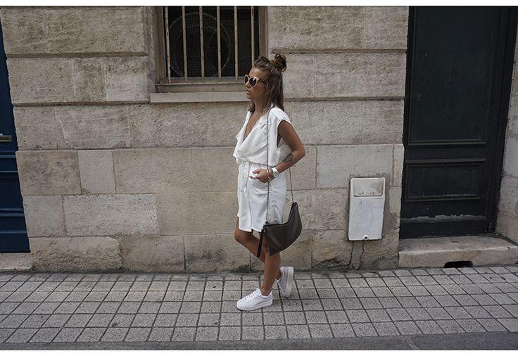 Camille / 15 juin 2015La vraie robe trenchLa vraie robe trench   NOHOLITA