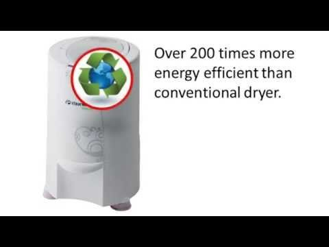 The Laundry Alternative Nina Soft Spin Dryer Works in only 2-3 minutes. 1800 RPM spin speed. Weighs only 15 lbs, much lighter than other spin dryers. Unique … source    ...Read More