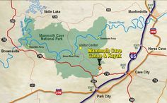 Mammoth Cave Canoe and Kayak - Trip Descriptions
