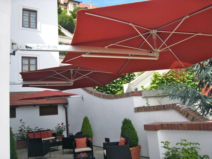 18 best prostor residential parasols images on pinterest arbors