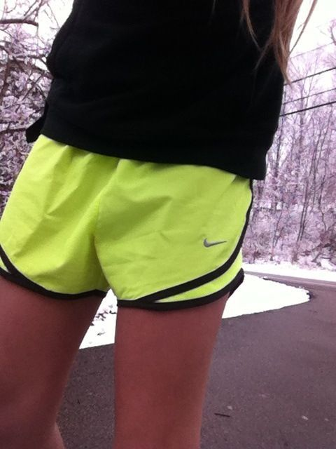 Nike shorts are great.