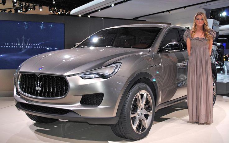 2015 Maserati Levante Price and Release - http://www.carbrandsnews.com/2015-maserati-levante-price-and-release-2.html
