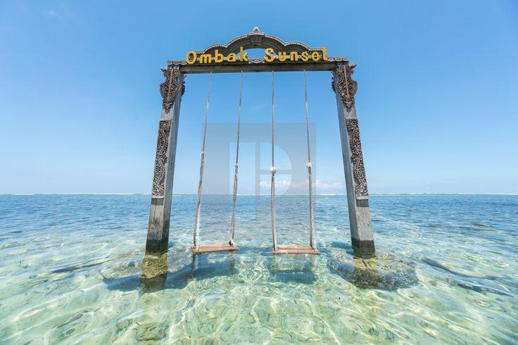 Gili Trawangan island Bali