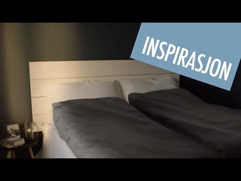 Bygg en sengegavl - YouTube