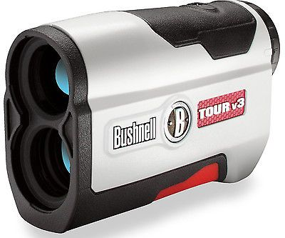 Bushnell Tour V3 Jolt Patriot Pack Laser Golf Rangefinder New