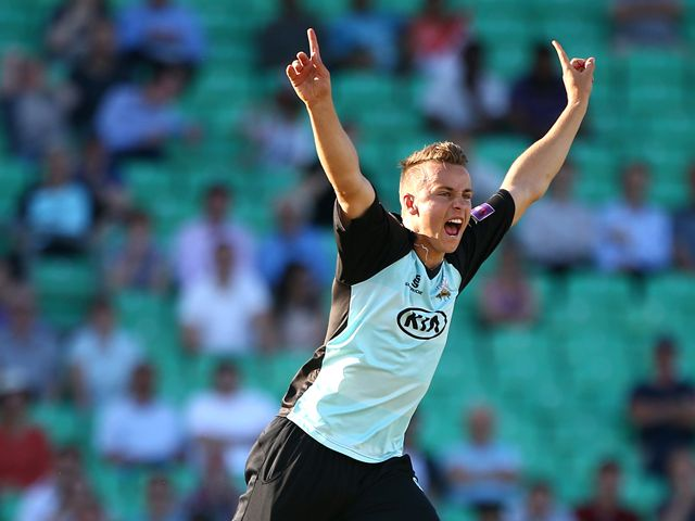 England call Tom Curran into ODI squad for tour of West Indies