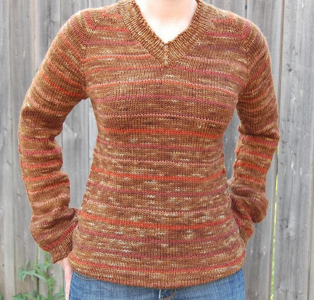Raglan Sweater Knitting Pattern Free : Incredible Custom-Fit Raglan Sweater By Pamela Costello - Free Knitted Patter...