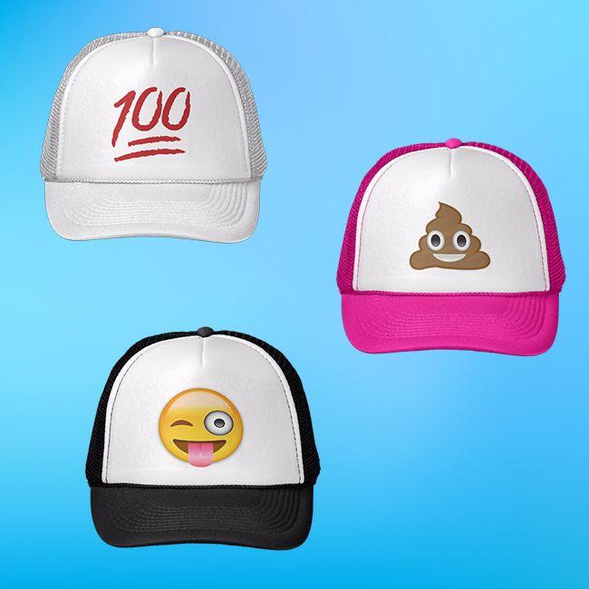 World Emoj Day: Win An Emoji Hat of Your Choice