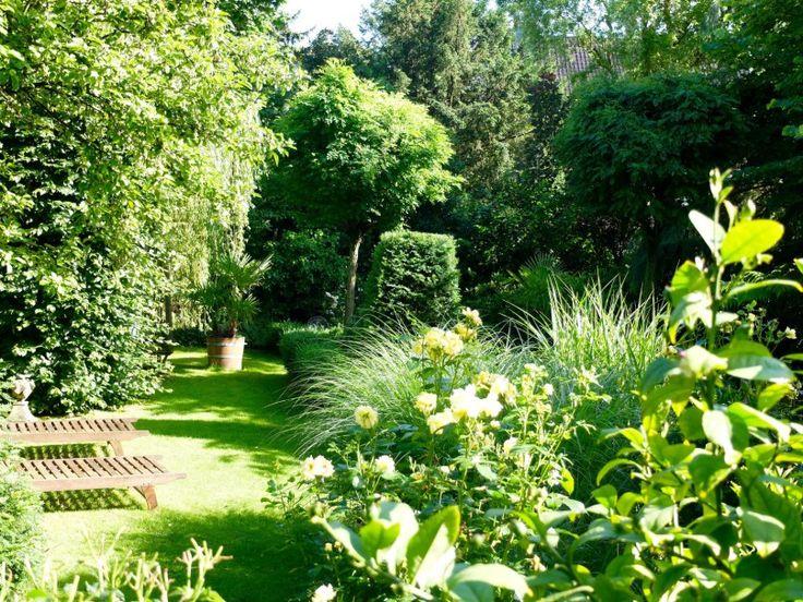 Beautiful In diesem Garten in Bochum haben Frank und Stefan ihren Traum von einem italienischen Park verwirklicht Eine Geschichte fast nur in Bildern