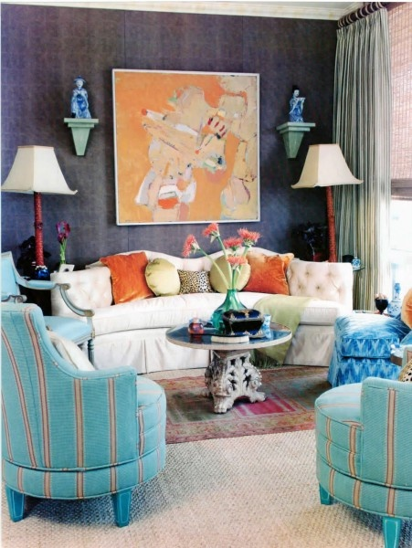 1000 images about celerie kemble interior design on Funky decorating ideas for living rooms