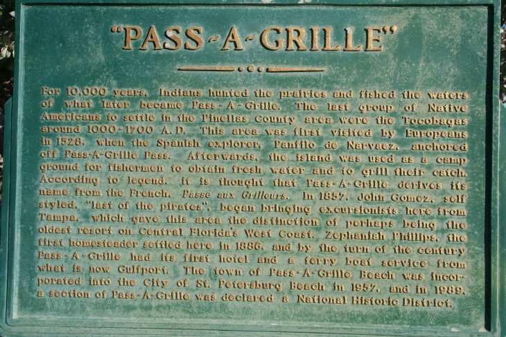 pass a grille memorial day