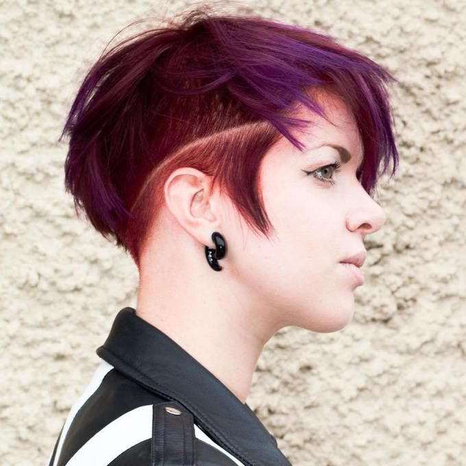 types of haircuts 17 best ideas about burgundy hair on 9604 | 3ebaef0ddafc8882dc6b9604bb29cabe