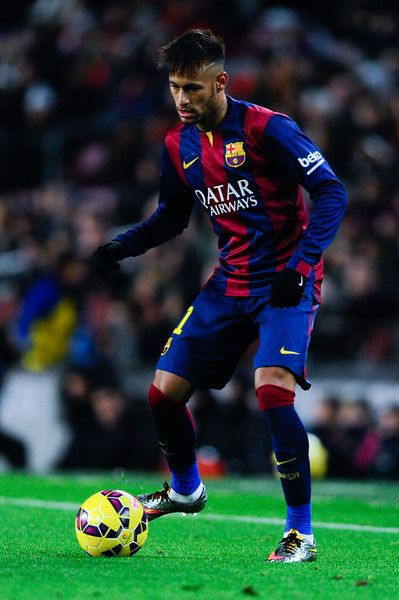 Neymar Photos - Athletic Club v FC Barcelona - La Liga - Zimbio