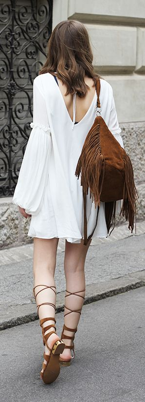 Bohemian Vibes Outfit by Fashion And Style
