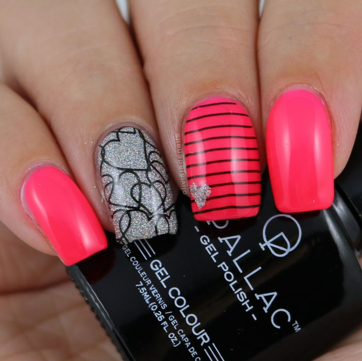 Uberchic Beauty Love & Marriage 03 Stamping Plate - Swatches & Review by Olivia Jade Nails
