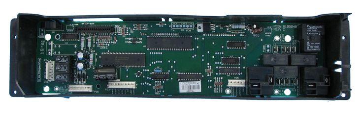 Whirlpool W10438751 Range Oven Stove Clock Timer Board