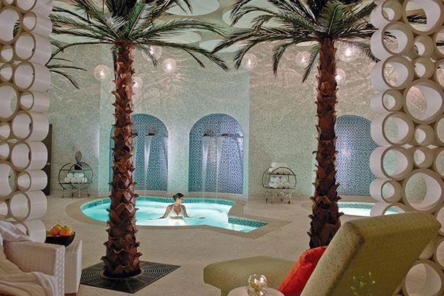 Riviera SpaTerre in Palm Springs, California - Native Desert Sage Massage