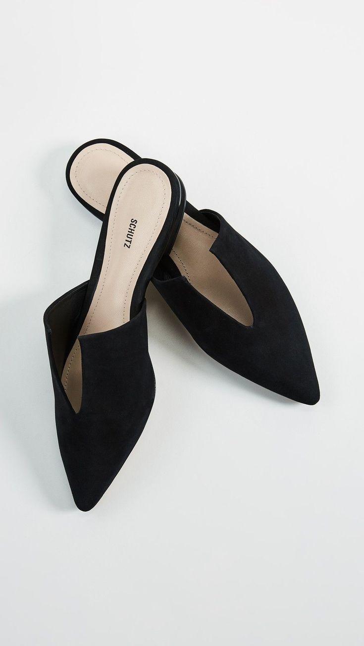 à bas prix dernières tendances de 2019 grande remise de 2019 Tendance Chaussures 2017/ 2018 : #Mules #flats #shoes ...