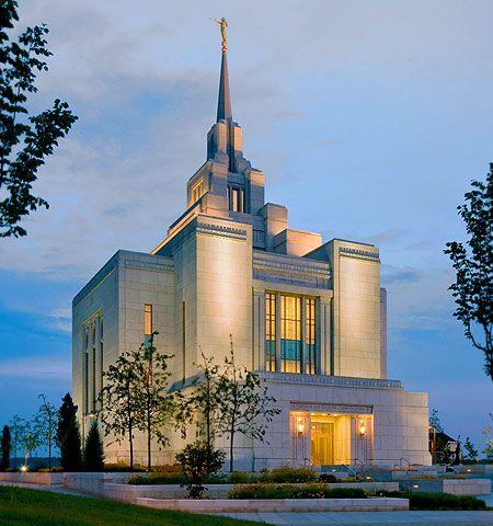 Kyiv Ukraine Temple of The Church of Jesus Christ of Latter-day Saints. #LDS #Mormon
