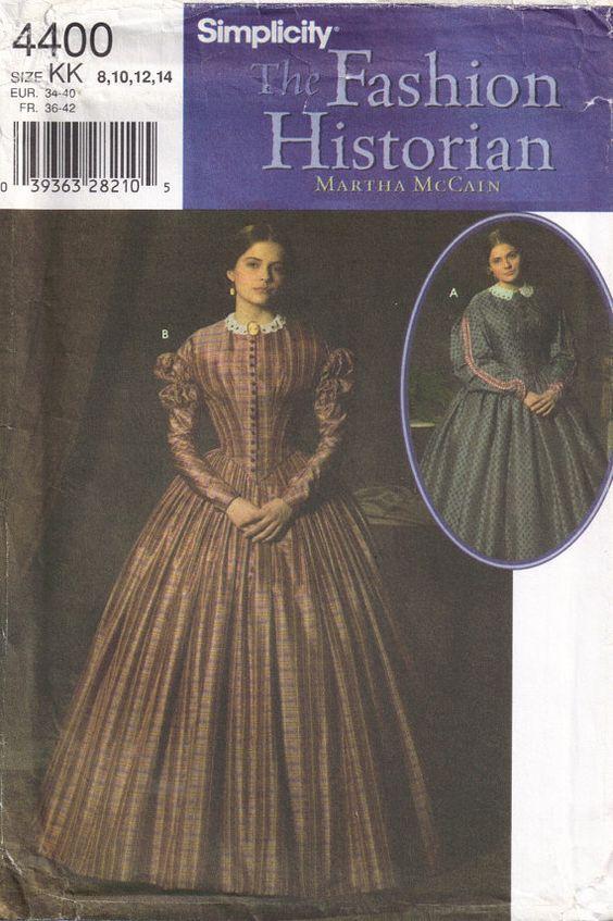 81 besten My Patterns - Victorian Era and Civil War Bilder auf ...