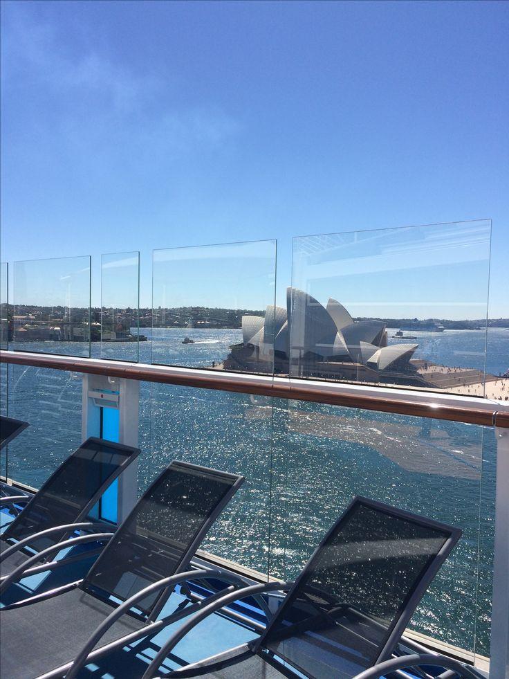 Ovation of the Seas - Sydney Harbour, Opera House