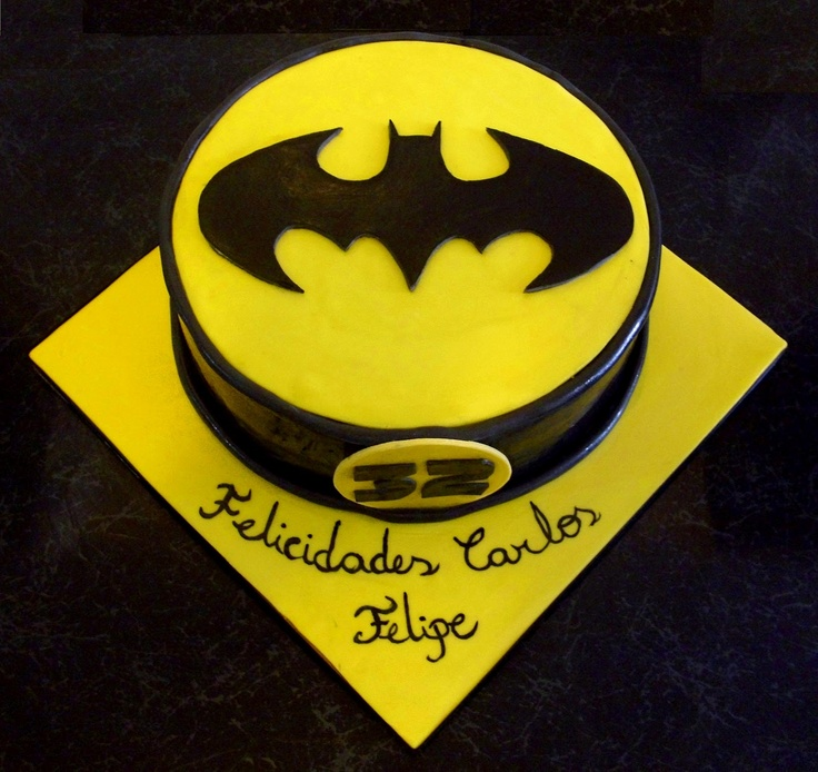 Mas de 1000 ideas sobre Tortas Batman en Pinterest ...