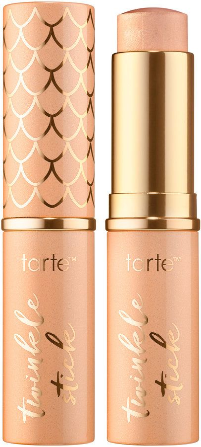 Rainforest of the Sea Tarte Twinkle Stick Highlighter, new in 2 shades for summer 2017