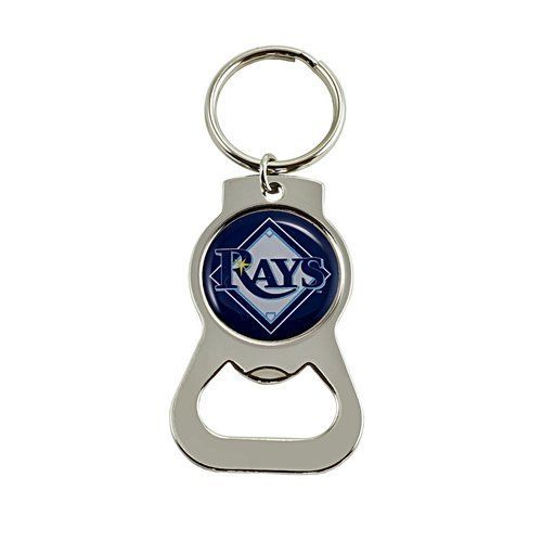 Tampa Bay Rays Bottle Opener Keychain