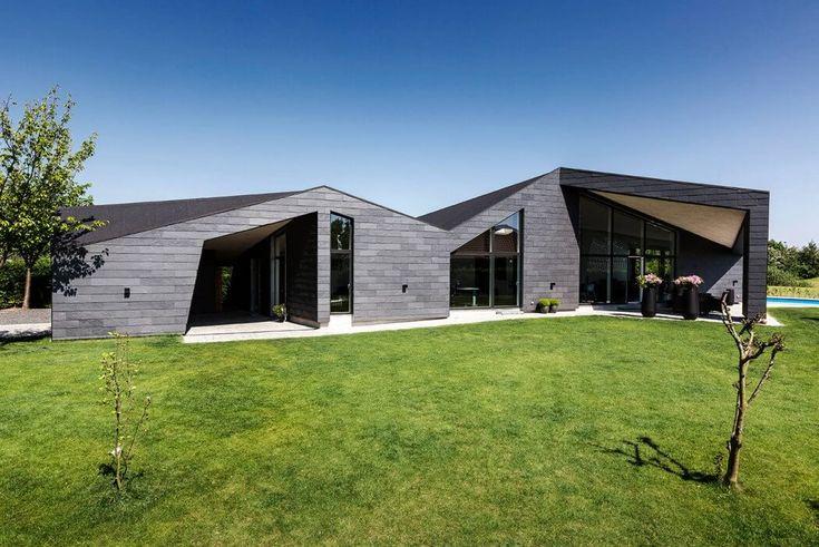 Skanlux est une entreprise Danoisespécialisé dans la promotion et la construction de maison contemporaine à économie d'énergie.