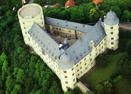wewelsburg nazismo