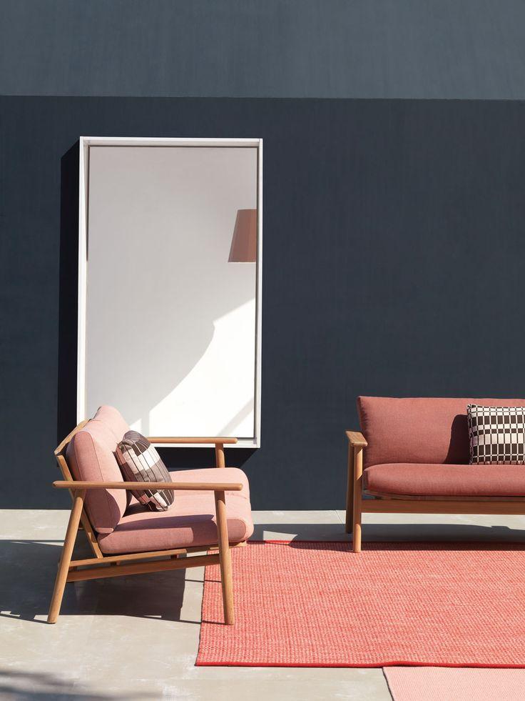 Kettal | Riva | 3 Seater sofa