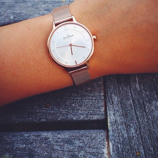 We all need a watch and I love Skagen. Especially when on holiday to live in the moment and not on your phone. Or alternatively to save precious battery time for all those pics and ootds you are going to do.