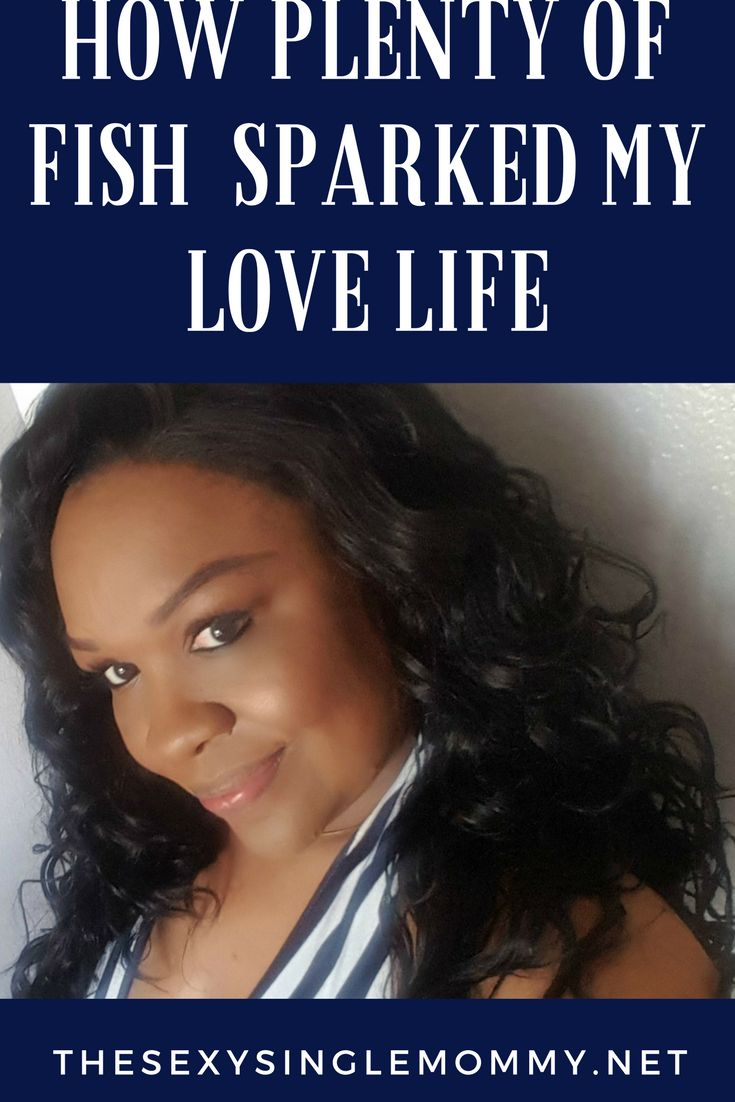 One woman's experience finding love on Plenty of Fish. AD  https://thesexysinglemommy