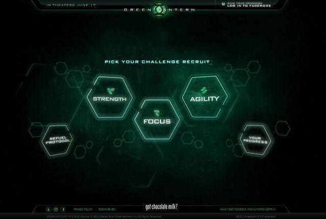 Video Game Menu Design