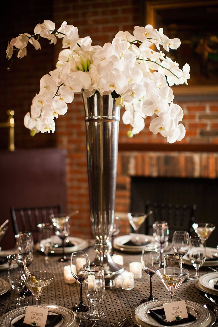 Art Deco Wedding Centerpieces 311 Best Classic Wedding Images On Pinterest High School