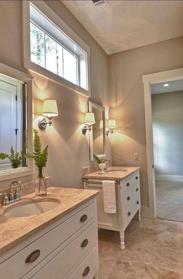 Master Bedroom Bathroom Color Ideas In 2020 Bathroom Color Schemes Bathroom Colors Bathroom Color
