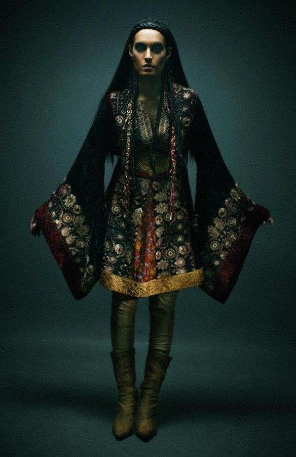 Exclusive DIVA collection 2012 by Shamaeel Ansari