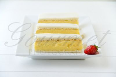 Vanilla custard slice (similar to the mille-feuille or Napoleon, as the French call it)is a favourite tea time treat for many, including my husband who requested this one. Many countries have their...