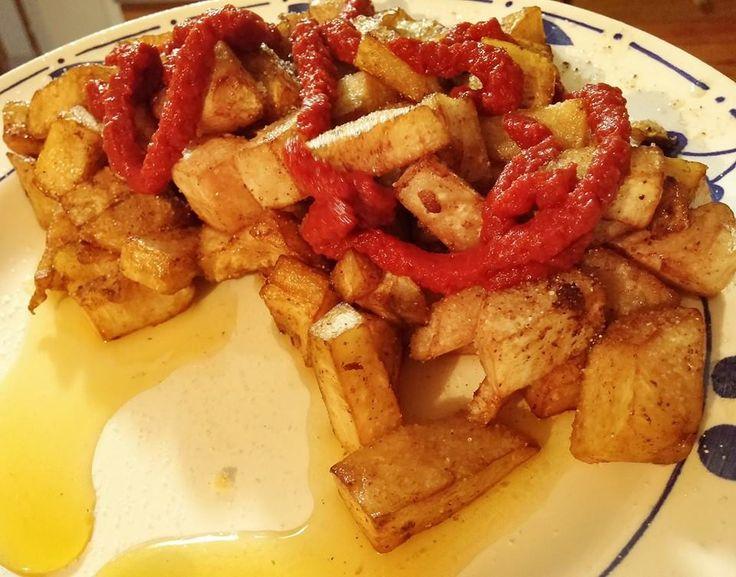 Sült zeller - olyan mint a sültkrumpli
