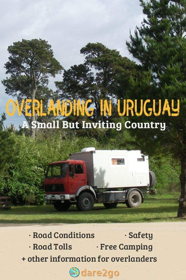 Overlanding In Uruguay A Small But Inviting Country Overlanding South America Travel Destinations South America Travel