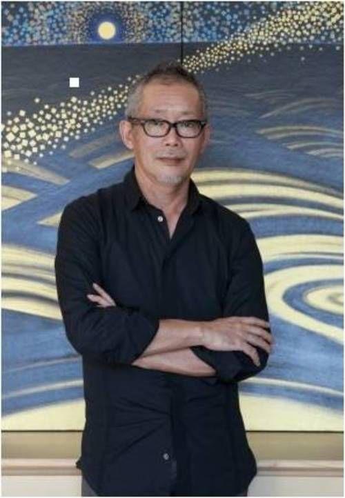 ART JAPANESE ICHIRO TSURUTA:  Ichiro Tsuruta is a Japanese visual artist, was born in 1954 in the city of Hondo in Kumamoto Prefecture, Ichiro Tsuruta grew up in Kyushu's Amakusa Region, Japan.