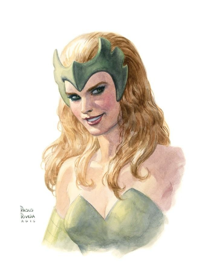 Awesome Art Picks: Poison Ivy, Stranger Things, Harley Quinn, and More - Comic Vine