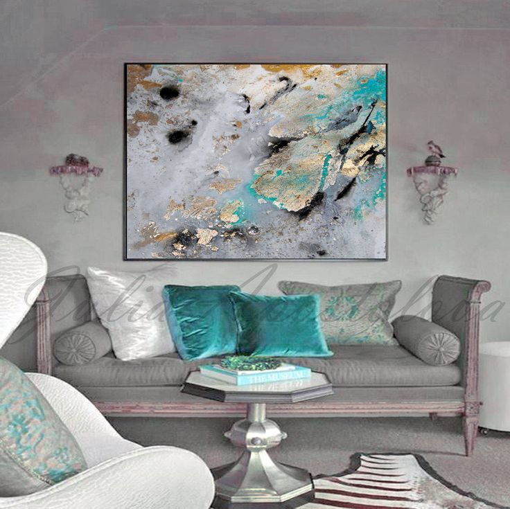 #Abstract #Watercolor #Rectangle #Print #Large #WallArt #Gray #Gold #Black #Teal #Gold #Canvas #PaintingPrint, #GoldLeaf #Painting, #Turquoise, #BlackandGold  #ExtraLarge #WallArt by #JuliaApostolova on #Etsy #artcollectors #interiordesigners  #abstractart #livingroomdecor #walldecor #goldleaf  #decor #interior #abstractcanvasart #contemporaryartist
