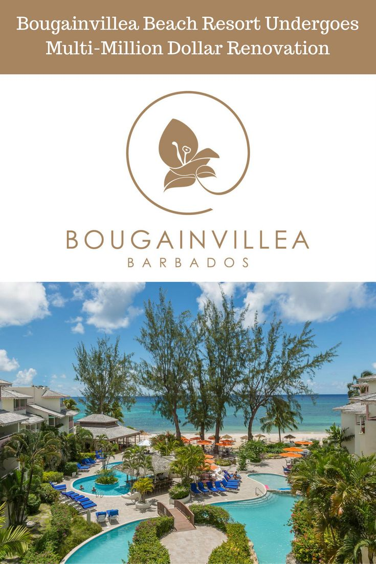 Bougainvillea Beach Resort becomes 'Bougainvillea Barbados' with an impressive renovation inside and out....
