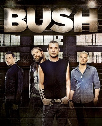 Bush- They are so rockin' in concert! I thought they were an okay band, but after seeing them in concert, they've really grown on me. Been listening to more of their music.