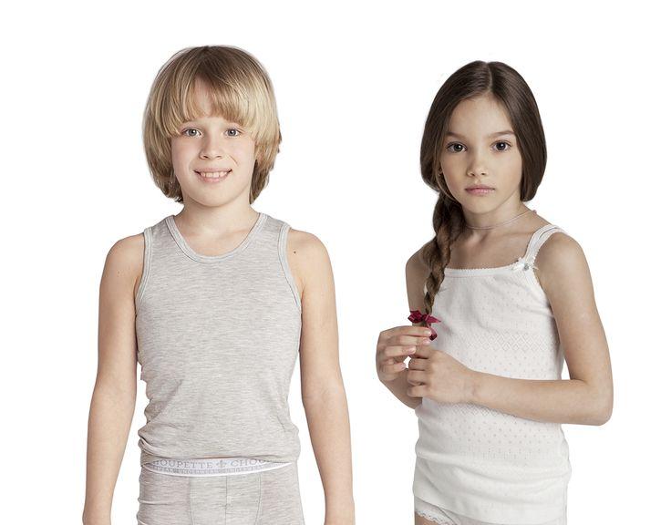 Нижнее белье для юных модников)