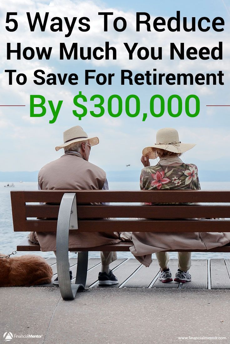 Who doesn't want to achieve financial independence quicker or retire earlier? If that's the goal you're working on, you need to know these 5 methods behind reducing how much retirement savings is needed to reach financial freedom.