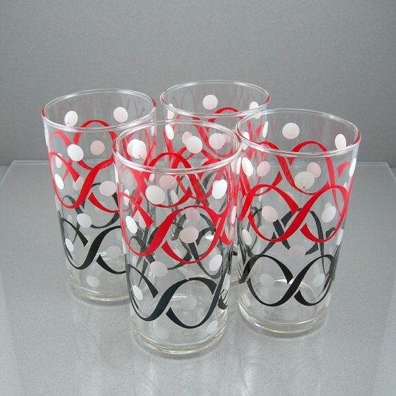 Red Kitchen Glassware: 473 Best Images About FOR MY KITCHEN On Pinterest